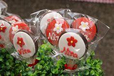 Pirulitos de Chocolate Festa Pic Nic - Fonte: Mog & Mug
