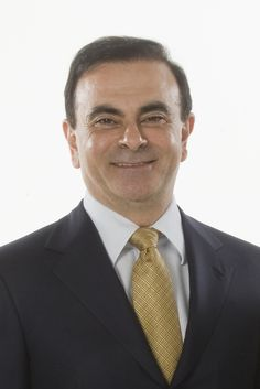 Carlos Ghosn, current Chairman & CEO of Japan-based Nissan & Paris-based Renaul. He's also Chairman & CEO of the Renault-Nissan Alliance, the strategic partnership overseeing the two companies. Born in Brazil to Lebanese parents, he moved with his three siblings & mother to Beirut, Lebanon where he completed his education.He still maintains substantial ties to Lebanon & is an investor in Ixsir, an environmentally friendly vineyard & wine exporter in the northern coastal town of Batroun.