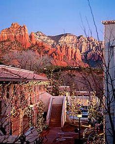 Red Rock Fantasy Sedona Arizona