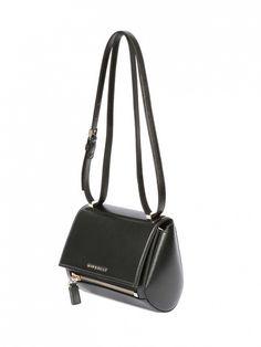 Givenchy Mini Pandora Box Textured Leather Bag