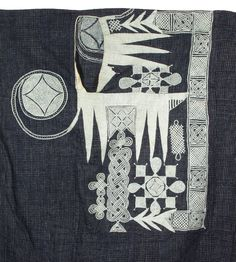 Hausa embroidery