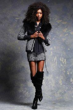 Skaist Taylor, Fall/Winter 2013-14 New York Fashion Week