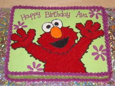 Elmo Cakes for Girls | Character Cakes