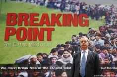 """""""Hitler tenía razón"""", el xenófobo detrás del Brexit"""