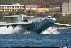 Beriev A-42. Hope its a sea plane