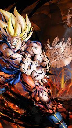 Dragon Ball Legends tips and tricks: become a Super Saiyan warrior! Dbz, Dragon Ball Z, Akira, Tensa Zangetsu, Snowman Wallpaper, Anime Echii, Goku Wallpaper, Super Saiyan, Background Images