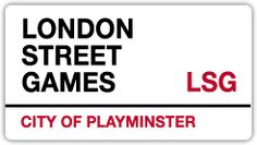 London Street Games logo