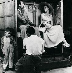 Irving Penn, Jean Patchett 1949
