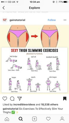 71a1bd1e277 9 Best Exercise for Saddlebags! images