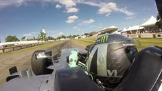 Mercedes AMG Petronas - Onboard With Nico Rosberg At Goodwood 2017 (VIDEO)