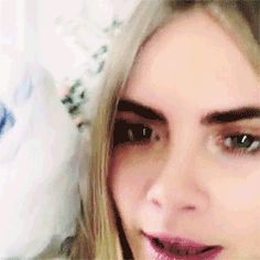 Cara Delevingne will forever be the queen of eyebrows.