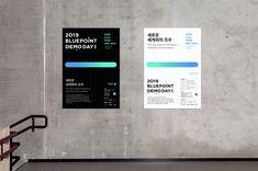 2019 BLUEPOINT DEMODAYI on Behance Invention And Innovation, Information Architecture, Promotional Design, Communication Design, Brand Guidelines, Brand Board, Interactive Design, Design Agency, Banner Design