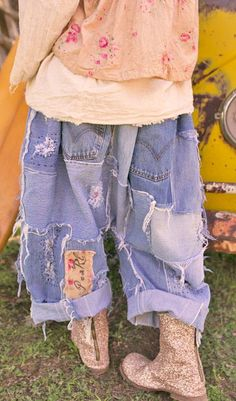 Shabby Shack Vintage Denim