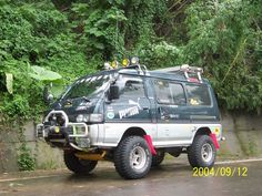 4x4 Van, Delica Van, Small Motorhomes, Sand Rail, Toyota Hiace, Vanz, Bug Out Vehicle, Off Road Camper, Cool Vans
