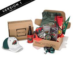 Minnesota Wild Gift Box | Wild Gear | Best Gift for Wild Fans • FANCHEST