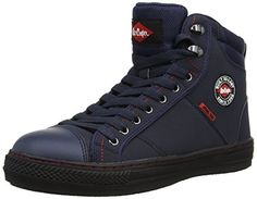 Lee Cooper Workwear SB Boot, Unisex-Erwachsene Sicherheitsschuhe,  Blau (Navy),  36 EU (3 UK) - http://on-line-kaufen.de/lee-cooper-workwear/36-eu-3-uk-lee-cooper-workwear-baseball-herren
