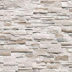 Emser Tile Cascade Mountain Random Sized Concrete Composite Pebble Wall Tile in Alberta