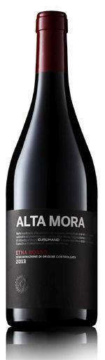 Vino ALTA MORA Cusumano Etna Rosso Sicilia DOC 2013 CL 75