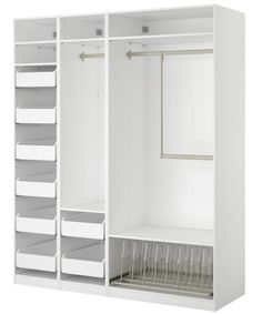Starting to think about organizing your closet while swapping out winter coats for summer sundresses? The Pax closet system from Ikea ($600) makes it easy to find your favorite fashions with its spacious and sturdy frame, and 225 of you can't wait to get your wardrobe in order!