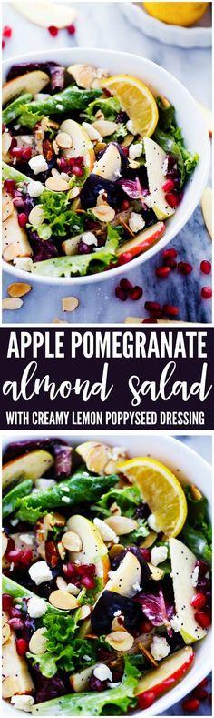 Brenda's Apple and Pomegranate Crisp | Recipes | Pinterest ...