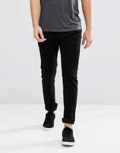Get this Troy's slim jeans now! Click for more details. Worldwide shipping. Troy Slim Jeans - Black: Jeans by Troy, Firm-stretch denim, Clean black, Concealed fly, Slim fit - cut close to the body, Machine wash, 79% Cotton, 20% Polyester, 1% Elastane, Our model wears a W 32 Regular and is 188cm/6'2 tall. (vaquero slim, stretch, fit, ajustado, tapered, estrechos, ajustados, jeans slim fit, jeans slim, jean slim, jeans slim)