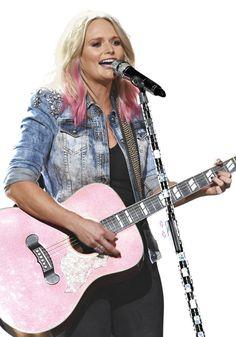 6aaf16fd5d The Starbucks Treat Gayle King Loves (and 4 More Favs). Miranda Lambert Pink  SunglassesCountry ...