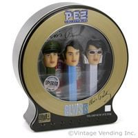 #Elvis #Pez Collection  http://www.retroplanet.com/PROD/25452