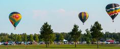 The 11th Annual Gulf Coast Hot Air Balloon Fest is this weekend and the skies are looking clear! http://gsob.co/1OECFzE