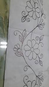 Ribbon Embroidery Flowers by Hand Hand Embroidery Videos, Simple Embroidery, Crewel Embroidery, Hand Embroidery Patterns, Applique Patterns, Ribbon Embroidery, Floral Embroidery, Machine Embroidery, Machine Quilting Patterns