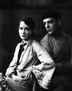 Fred Astaire and his sister Adele, his first dance partner.