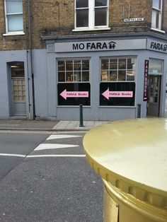 Mo Farah 5k - Broad Street Teddington