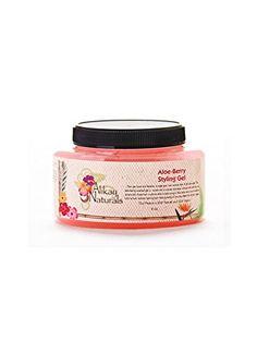 Alikay Naturals Aloe Berry Styling Gel 8 Ounce
