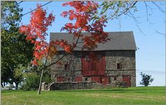 Historic Barns in pa | My dream barn…this one is right here in Bucks County, Pa