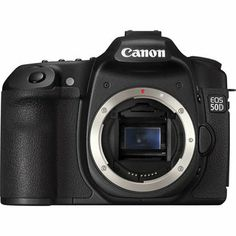 Canon EOS 50D 15.1 MP Digital SLR Camera with Canon 18-55mm IS Lens + UV Filter + 4 GIG Memory Card + Holster...