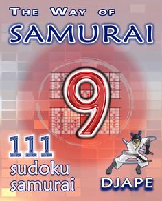 Sudoku Samurai puzzles in a book. Directly from the author of The Washington Post's Samurai Sudoku puzzles.  https://www.amazon.com/dp/1540371565/?tag=thehomeofperf-20