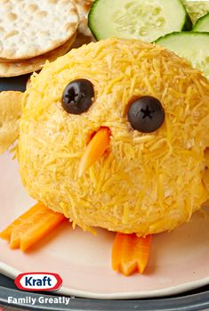 Baby Chick Cheese Ball – Start your Easter celebration or spring party off right with this adorable themed cheese ball recipe. Sure to be the hit of the event—this dish is as fun as it is delicious!