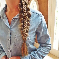 40 of the prettiest braids on Instagram