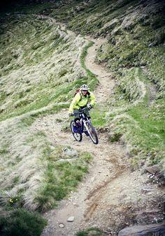 Biking - Wildkogel Trail, Austria