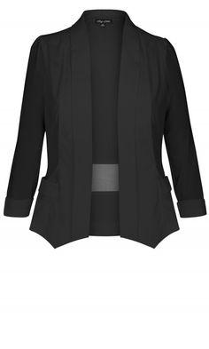 a1f520fd6a073 35 Best Plus Size Blazers images | Plus size blazer, Plus size women ...