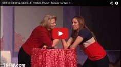 Sheri Dew & Noelle Pikus-Pace Compete in Minute to Win It Challenge on LDSLiving.com