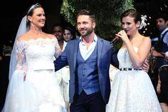 Na última quinta-feira, dia 24 de setembro, o estilista Lucas Anderi abriu o evento Bride Sytle com desfile de lançamento da Collezione. Confira no Bem Me Quer Casar as peças dessa maravilhosa coleção!