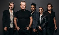 Cold Chisel's Don Walker, Jimmy Barnes, Charley Drayton, Phil Small and Ian Moss. Rock Music, New Music, Festival List, Jimmy Barnes, National Anthem, Music Icon, Kinds Of Music, Listening To Music, Album Covers
