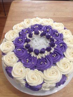 how to make ube macapuno cake