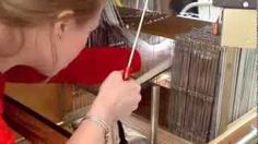 Dobby loom - Top Vid