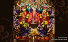 To view Gaura Nitai  Wallpaper of ISKCON Dellhi in difference sizes visit - http://harekrishnawallpapers.com/sri-sri-gaura-nitai-iskcon-delhi-wallpaper-002/