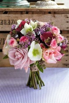 Your Jubilee: Bouquet Styles- You Have More Options Than You Might Think!
