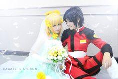 Athrun Zala(Mobile Suit Gundam SEED DESTINY) | syukuya - WorldCosplay