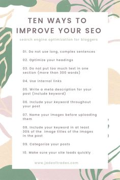 SEO is important for your website. Learn how you can optimize your website to increase traffic and revenue.