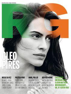 Cleo Pires. RG Magazine (Brazil)