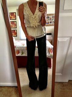 A Teachanista`s 365 Wardrobe: Days 48-55: October 19-26, 2012